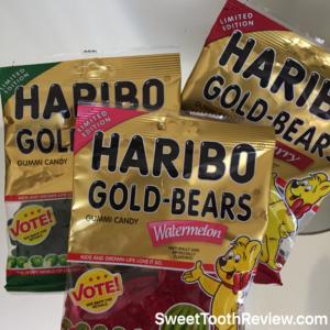 New Haribo Gold Bears - Gummy Bear flavors