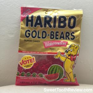 Haribo Gummy Bears Watermelon - New Gold Bears Flavors