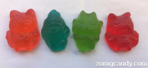 Yo-Kai Watch Gummies - Flavors