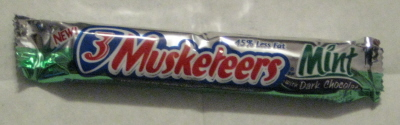 3 Musketeers Mint