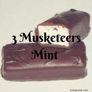3 Musketeers Mint - Review