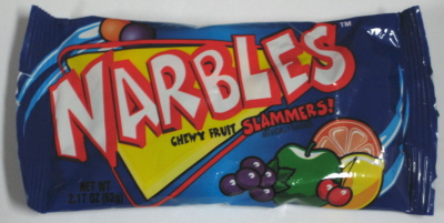 Narbles Candy
