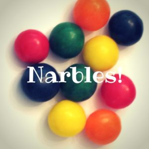 Narbles Candy Review