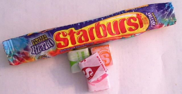 Starburst Retro