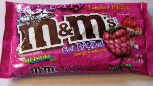 M&M's Razzberry