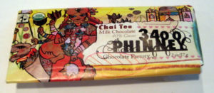3400 Phinney Chai Tea Milk Chocolate