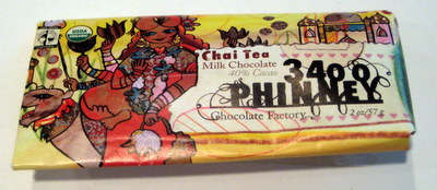 3400 Phinney Chai Tea Milk Chocolate