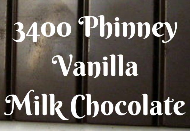 3400 Phinney Vanilla Milk Chocolate