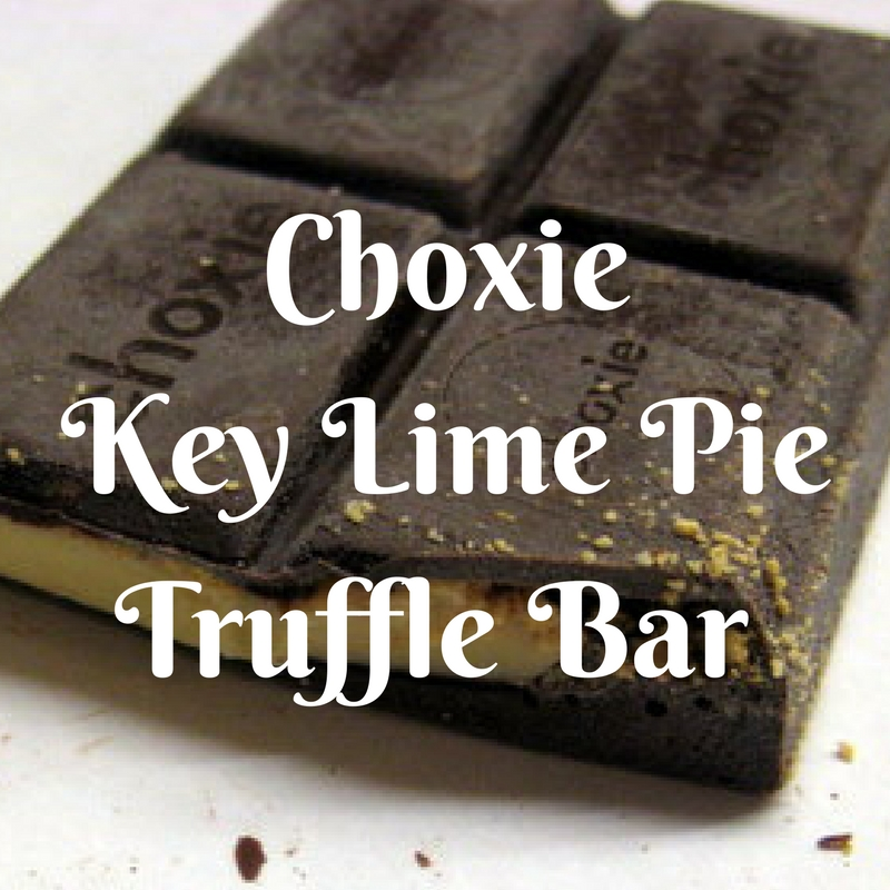 Choxie Key Lime Pie Truffle Bar - Review