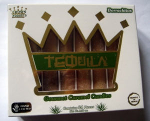 Crown Candies - Borrachitos de Teequila y Licor de Cafe