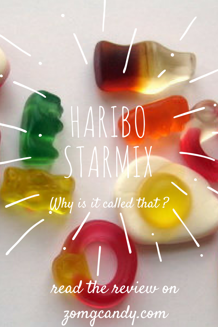 Haribo Starmix Review