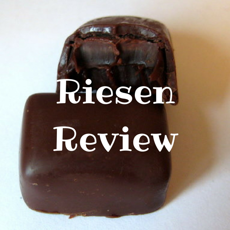 Riesen Candy Review