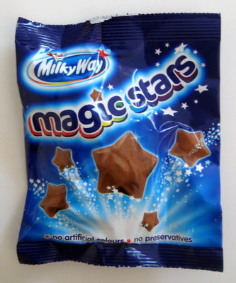 Milky Way Magic Stars Candy