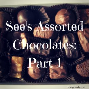 See's Assorted Chocolates - Part 2