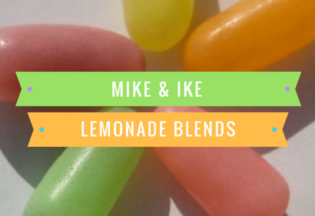 Mike and Ike Lemonade Blends - Review