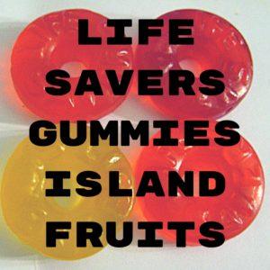 Life Savers Gummies Island Fruits - Review