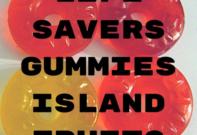Life Savers Gummies Island Fruits - Review