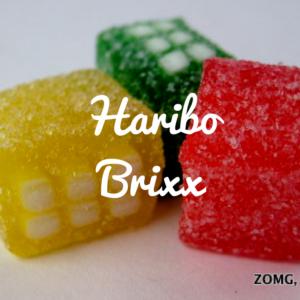 Haribo Brixx - Review