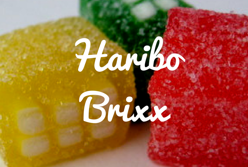 Haribo Brixx - Review