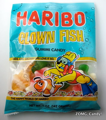 Haribo Clown Fish