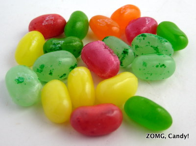 Jelly Belly Cocktail Classics flavors