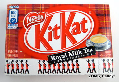 Kit Kat Royal Milk Tea - Review