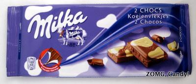 Milka 2 Chocs