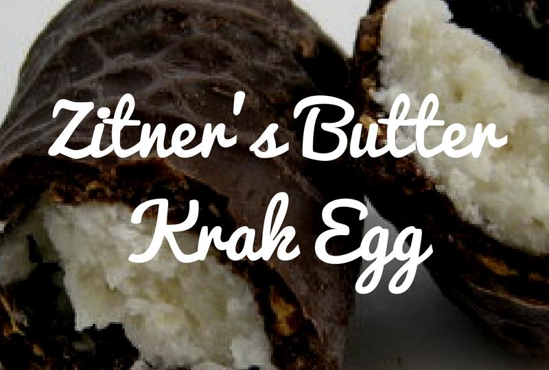 ZItner's Butter Krak Egg - Review