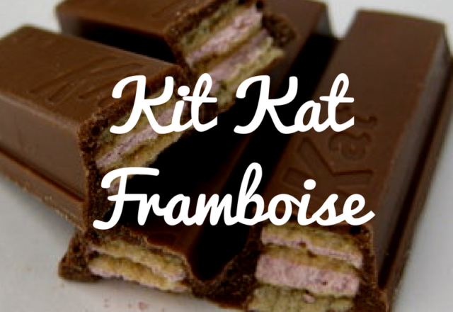 Kit Kat Framboise - Review