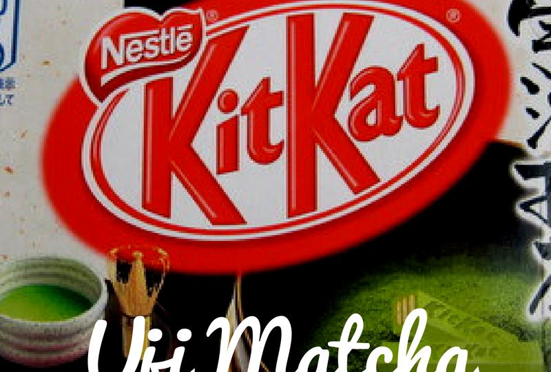 Kit Kat Uji Matcha - Review