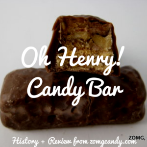 Oh Henry! Candy Bar History and Review