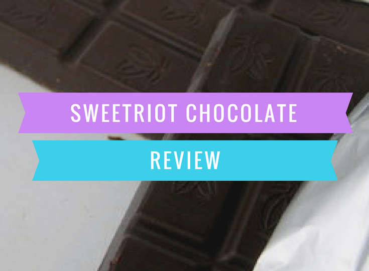 Sweetriot Chocolate Review