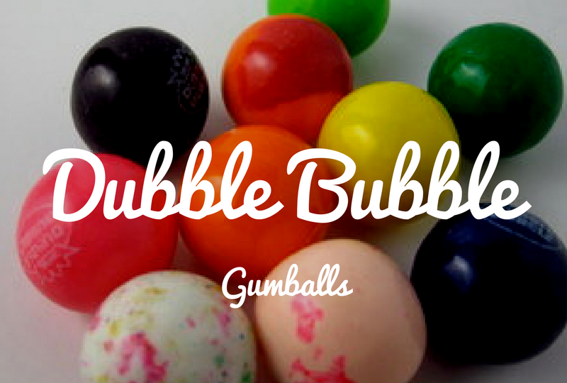 Dubble Bubble Gumballs - Review