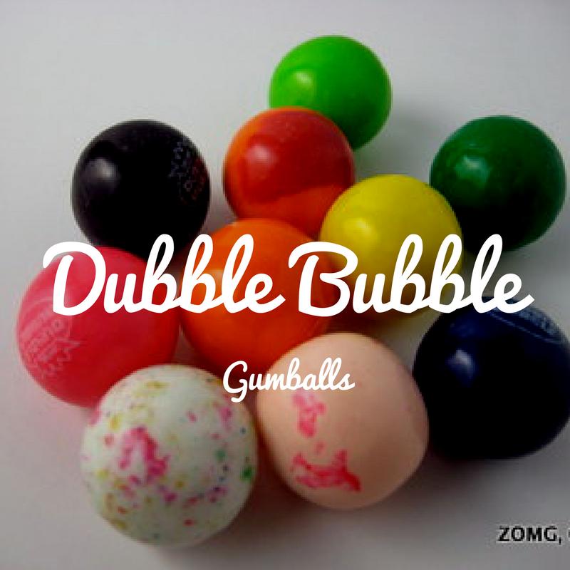 Dubble Bubble Gumballs - Review