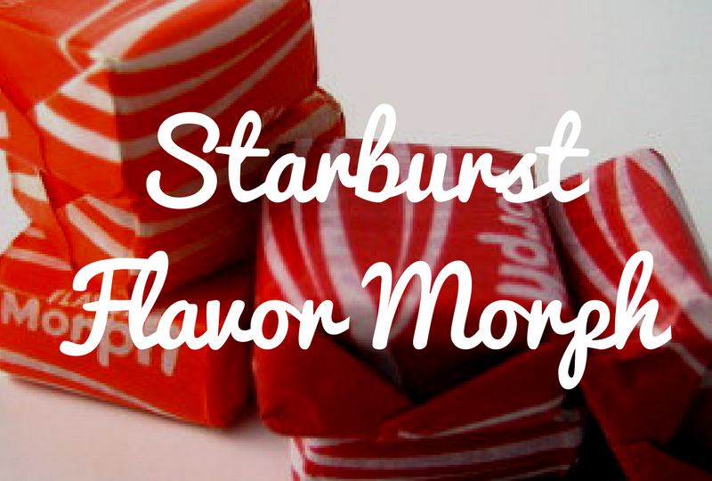 Starburst Flavor Morph - Review
