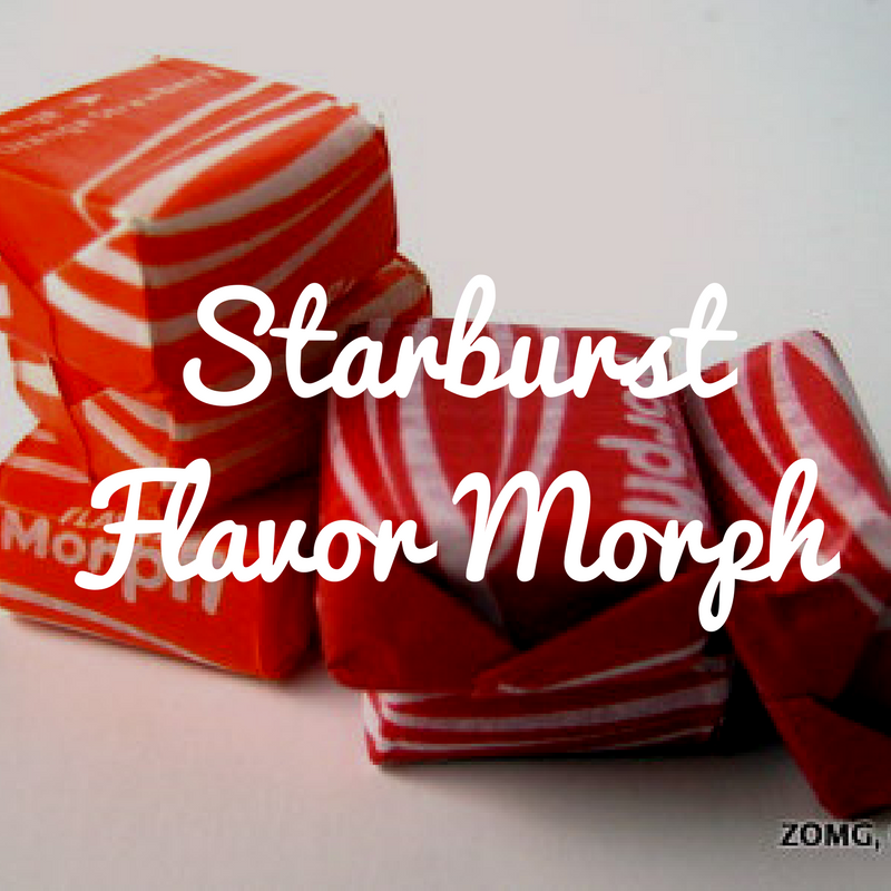 Starburst Flavor Morph - Review