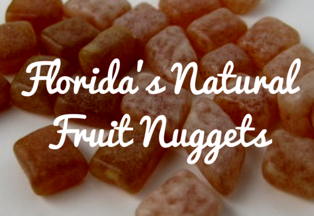 Florida's Natural Fruit Nuggets (Organic) - Review
