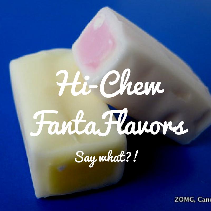 Hi-Chew Fanta - Review