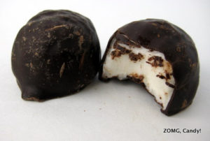 Trader Joe's Dark Chocolate Covered Marshmallow