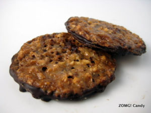 Trader Joe's Laceys Cookies