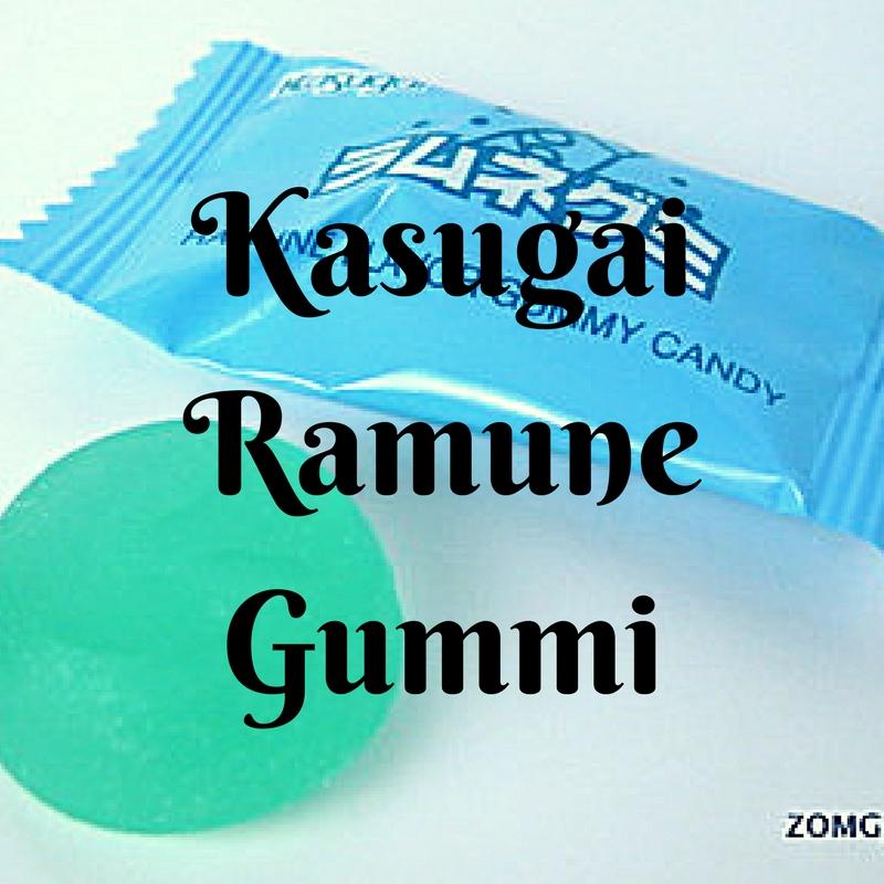 Kasugai Ramune Gummi - Review