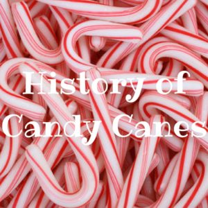 History of Candy Canes