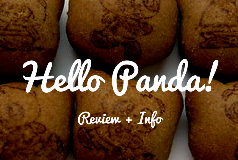 Hello Panda - Review on Strawberry and Double Choco Flavors!
