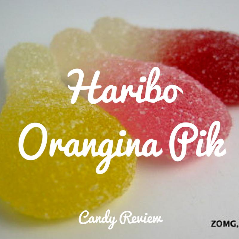 Haribo Orangina Pik - Review