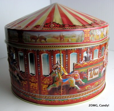 Churchill's Confectionery Carousel