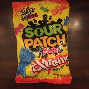 Sour Patch Kids Extreme