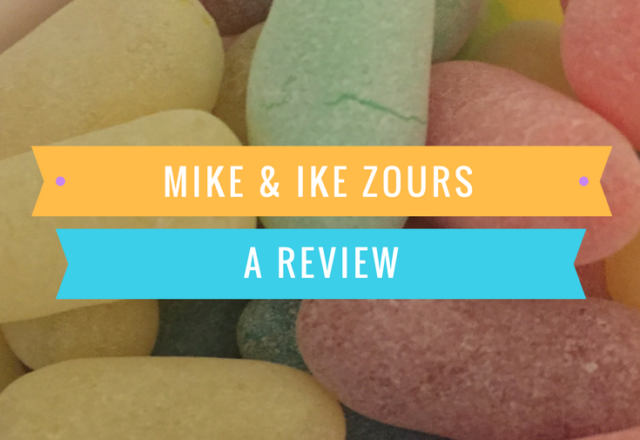 Mike and Ike Zours - Review