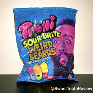 Trolli Weird Beards - James Harden Candy