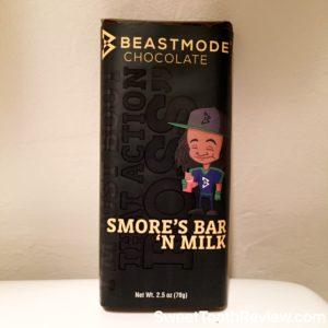 Beastmode Chocolate - Marshawn Lynch Candy - Smore's Bar N MIlk