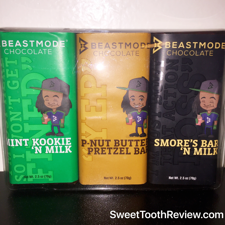 Beastmode Chocolate - Marshawn Lynch Candy